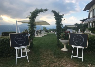 Hochzeit Italien, San Zeno di Montagna